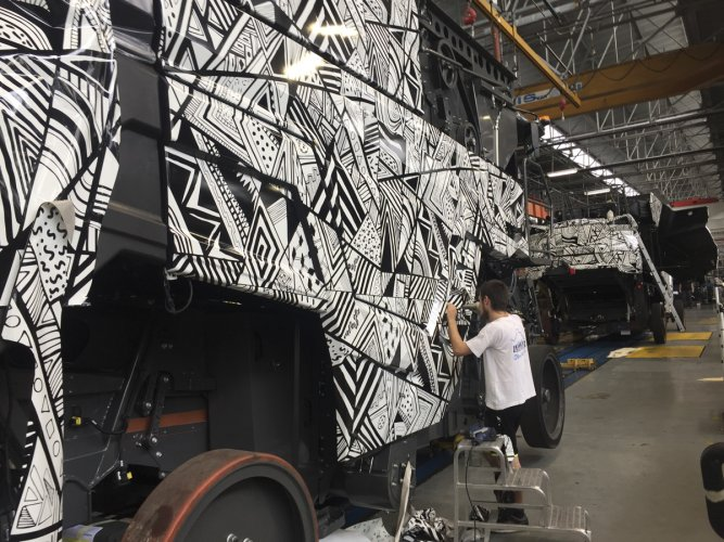 pellicola wrapping 3M per grandi superfici
