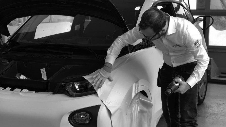 installatore 3M Verona - car wrapping