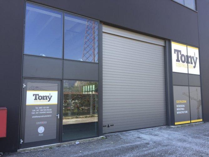pellicole antisolari per vetri - tony costruzioni