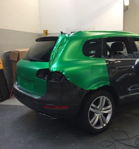 cambiare colore auto con la pellicola wrapping 3m - alta qualità
